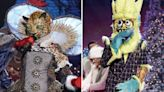 'The Masked Singer' Reveals the Identities of the Leopard, the Thingamajig