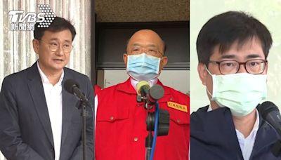 誰讓民進黨最受傷?負面聲量狂攀 蘇貞昌、陳其邁都上榜│TVBS新聞網