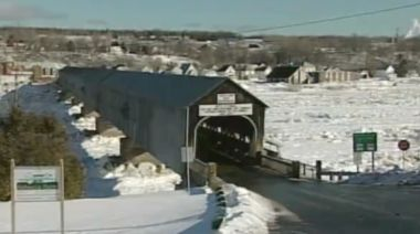 This Canadian bridge holds 120 years of history despite numerous weather threats