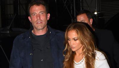 Jennifer Lopez and Ben Affleck Shared a Sweet Hand-Holding Moment at Global Citizen Live