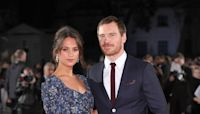Alicia Vikander Says Husband Michael Fassbender Surprised Her with a Birthday Trip to See Family