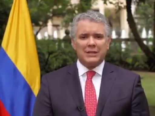 Presidente de Colombia insta a Panamá a resolver juntos la crisis migratoria