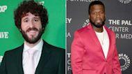 Lil Dicky Strips Down to Support Joe Biden, 50 Cent Endorses President Trump | Billboard News