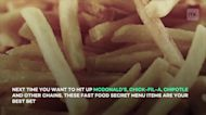 10 fast food secret menu items you need to try