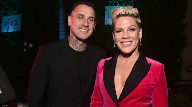 Pink celebrates 15th wedding anniversary with Carey Hart: 'What a wild ride'
