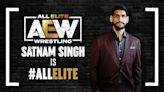 AEW Announces Signing Of Former NBA Player Satnam Singh