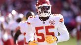 Chiefs' Frank Clark hit with another weapons charge