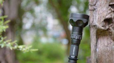暗夜神劍:杰特明 RRT-M1X白激光手電筒入手體驗