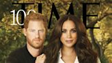 """Harry and Meghan's Time cover labeled """"stab in the heart"""" for monarchy"""