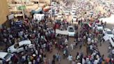 Gov't officials detained, phones down in possible Sudan coup