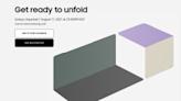 三星正式確認8月11日舉辦Galaxy Unpacked 官網反諷競爭對手不夠好