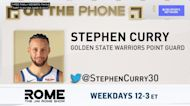 Steph Curry Discusses Historic 30 Point Game Streak