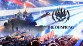 戰車結合搖滾! 《戰車世界》與美國《The Offspring》樂團 將再度攜手合作 一同搖滾戰場
