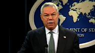 U.S. Secretary of Defense Lloyd Austin reacts to death of General Colin Powell