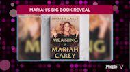 Mariah Carey's New Memoir Set to Be Published in September