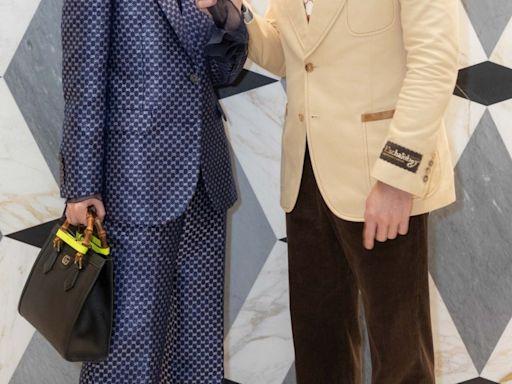 謝盈萱出席Gucci開幕笑場因「嘉玲」温昇豪來找「前女友」
