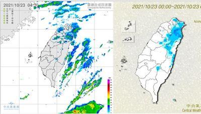 大雨炸北北基宜!北台週末濕涼17℃ 下週恐有颱風發展