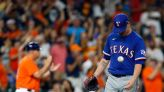 Rangers Can't Overcome Astros Bats, Lose 10th Straight