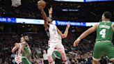 """M-V-P!"": Ish Smith's 27 help Wiz top no-Kemba Celtics 99-94"