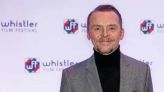 Simon Pegg on why Spaced will never return – and what that Quentin Tarantino fight was really about