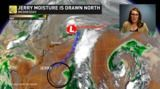 A soggy midweek for parts of Atlantic Canada, Post Tropical storm Jerry is to blame