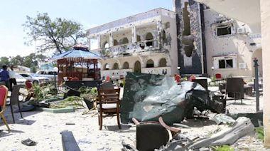 Dozens dead in Somalia hotel terror attack