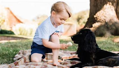 Prince George was almost given another name by his mother