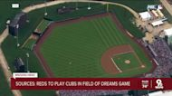 Reds to play Cubs in 2022 Field of Dreams Game