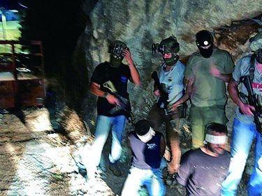 湯匙越獄一場空 六名巴勒斯坦囚犯再度落網