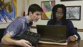 Florida students work on patent for invention for the blind