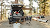 The Luno Air Mattress Makes Car Camping Luxurious
