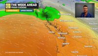 Vancouver Island's long range weather forecast