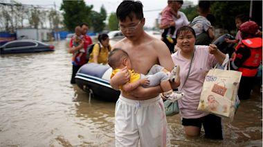 河南水災:死亡人數升至302人 中國國務院稱成立調查組「問責瀆職」