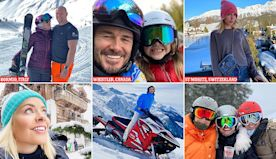 Where the other half ski! The resorts attracting the rich and famous