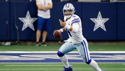 With franchise tag looming on Dallas Cowboys, don't expect Dak Prescott to blink now