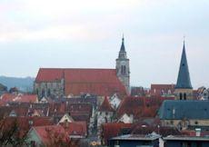 St. George's Collegiate Church, Tübingen