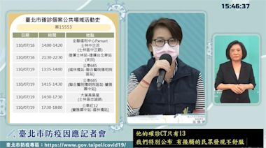 京站威秀驗票員「Ct值僅13」足跡曝光!曾去台北地下街、多搭捷運公車-台視新聞網
