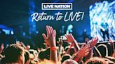 Return to Live! Live Nation's Bozzi Shares Details on $20 All-In Tickets! | KC101