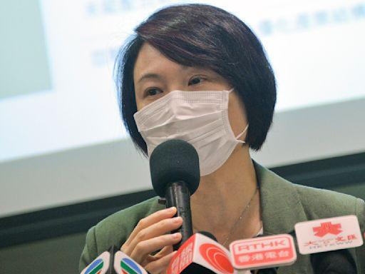 李慧琼指民建聯若參選立法會將爭取最多市民支持