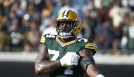 Packers OL Elgton Jenkins 'optimistic' about returning to play vs. Bears