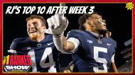 RJ Young reveals his top 10 after Week 3 of the 2021 CFB season