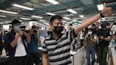 Hong Kong police arrest former Apple Daily senior editor   WTOP