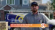 Precision Air & Plumbing makes replacing an AC unit EASY!