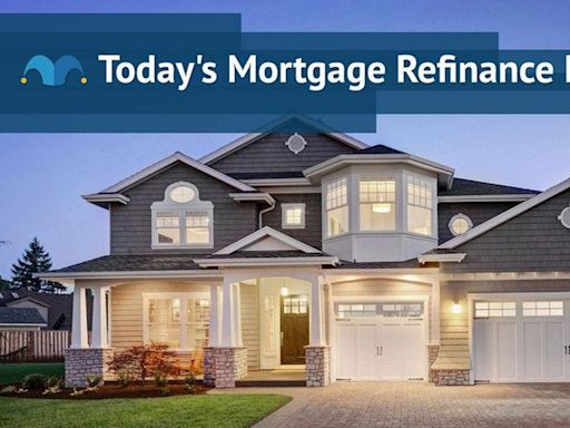 Current Mortgage Refinance Rates -- April 12, 2021: Rates Come Down Again