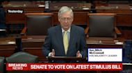 Senate to Vote on Advancing Republican Stimulus Bill