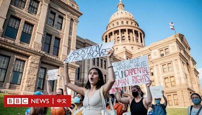 德州墮胎法:拜登政府起訴德州 SB8法爭議何在?