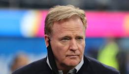When Roger Goodell tells you who he is by thoughtlessly protecting Daniel Snyder, believe him