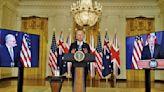 美英澳建新戰略聯盟 助澳洲獲核潛艇技術
