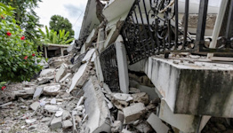After the earthquake in Haiti, the international community must act, not look away | Opinion