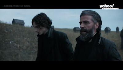 'Dune' director Denis Villeneuve on the film's ties to 'Star Wars'